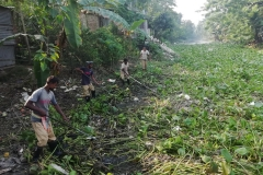 Ichamati-River-Pabna-Bangladesh-Cleaning-on-October-2019-35