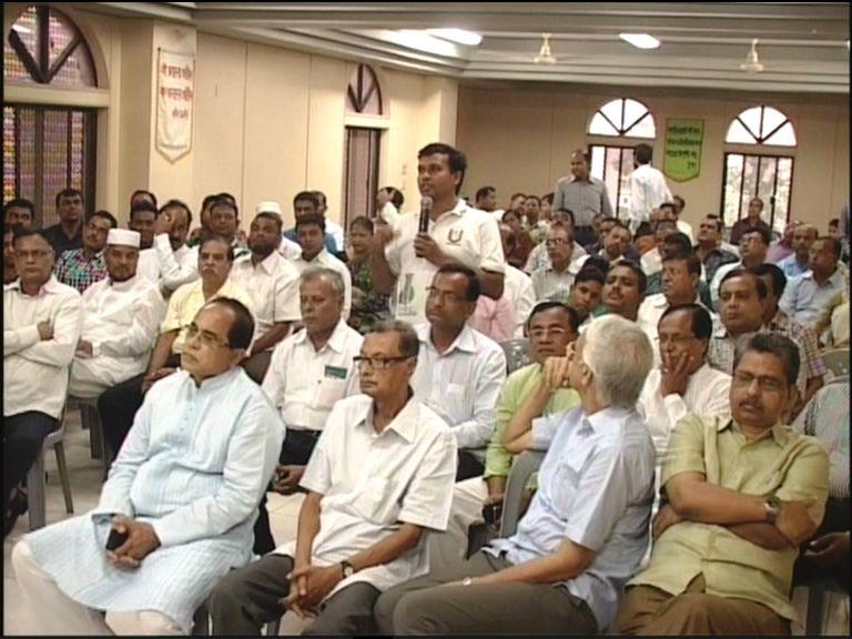 Meeting at Annada Govinda Public Library on September 6 2013