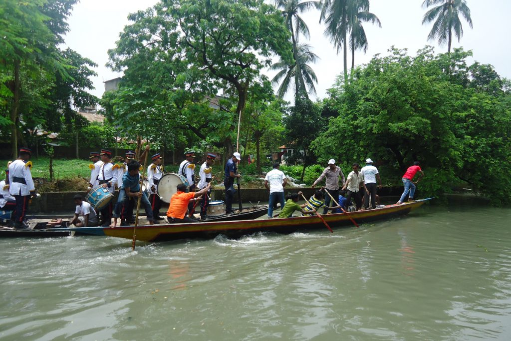A Boat Rally To Regain The Rivers Glory – August 22 – 2017