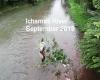 Ichamati River Pabna Bangladesh Cleaning on September 2019